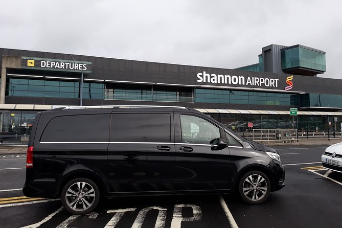 Shannon Airport to Galway City via the Cliffs of Moher | Chauffeur Driven