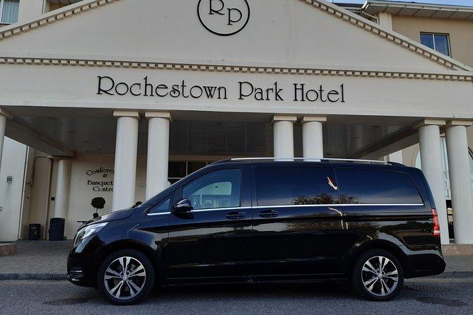 Trump International Golf Hotel Doonbeg To Dublin Private Chauffeur Transfer