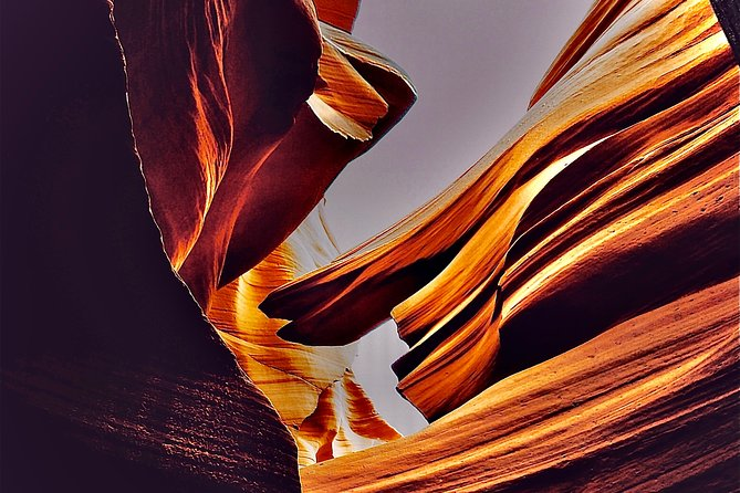 Lower Antelope Canyon and Horseshoe Bend Bus Tour from Las Vegas