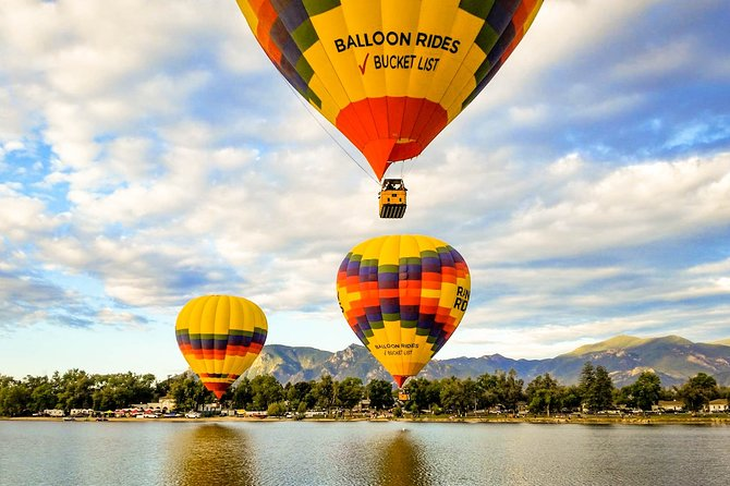 Colorado Springs Sunrise Balloon Ride