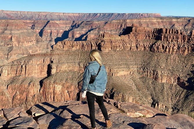 Grand Canyon West with Optional Skywalk from Las Vegas