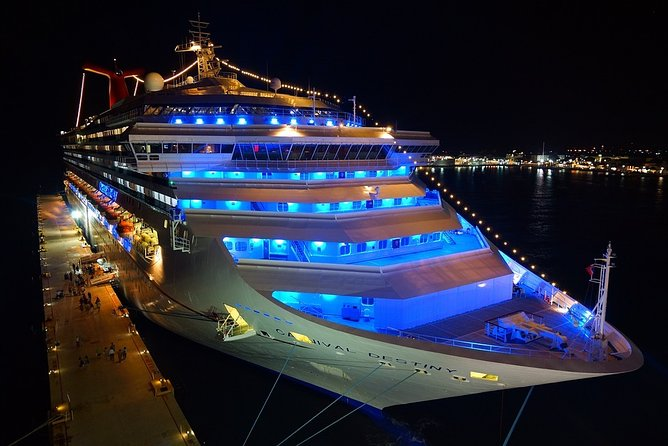 Barcelona Private Transfer from City Centre to Cruise Terminal