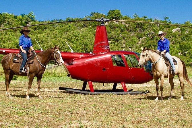 Townsville Horseback Beach Safari