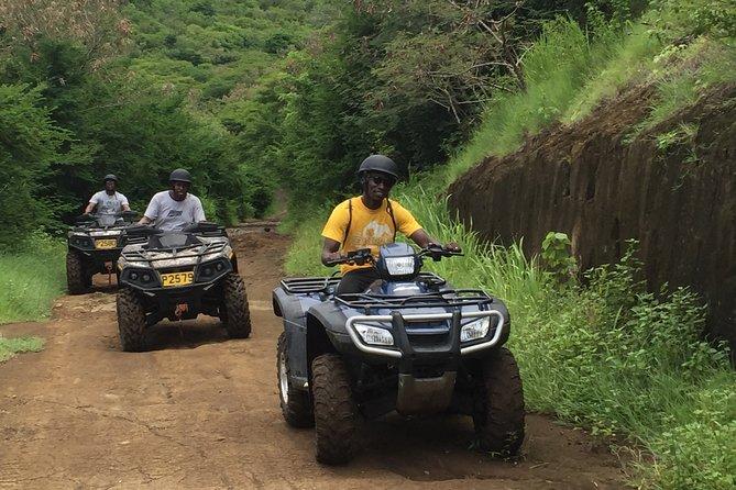 Coastline Explorer - Grenada ATV Adventures
