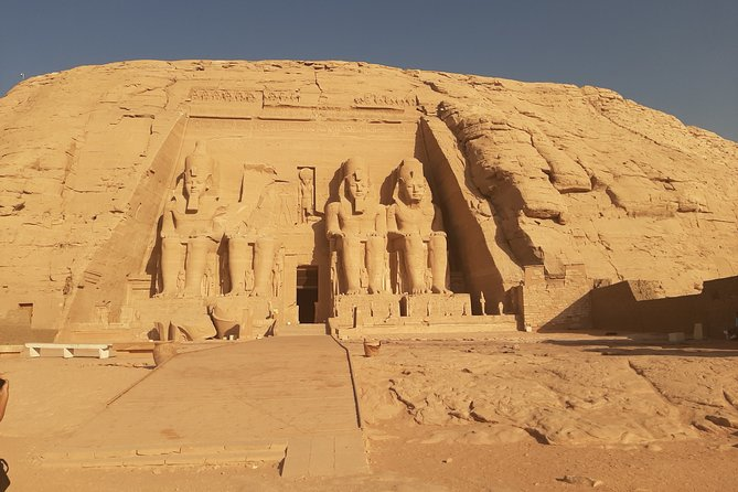 Abu Simbel Private Full-Day Tour from Aswan