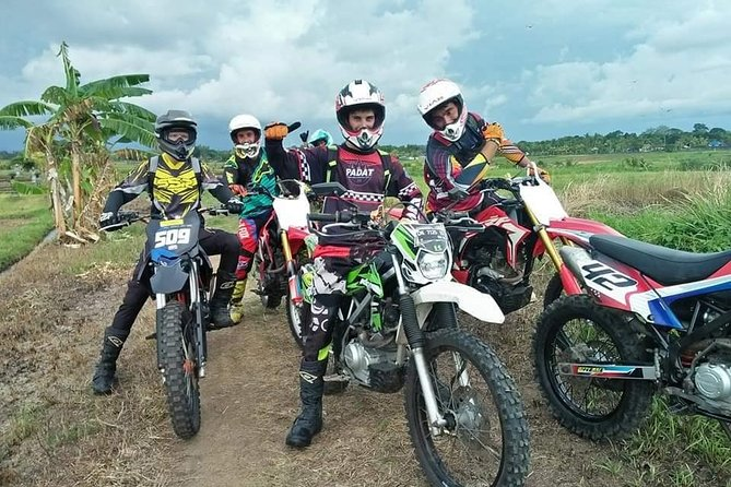 Bali Dirt Bike Tour with Lunch