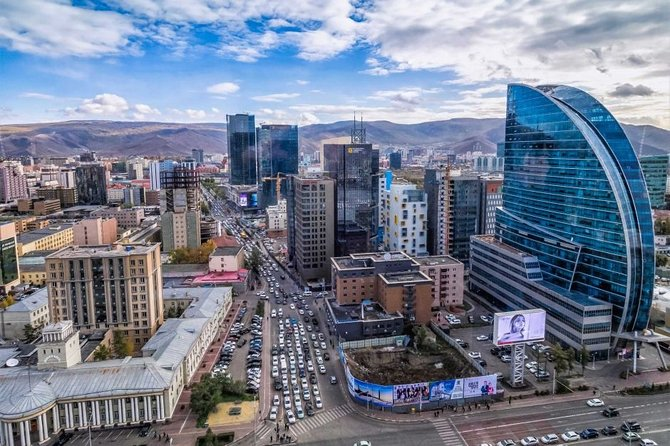 Full-Day Private City Tour Ulaanbaatar by Taxi