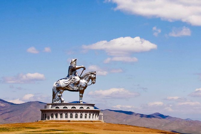 A Day Trip to the Chinggis Statue Complex and Terelj National Park