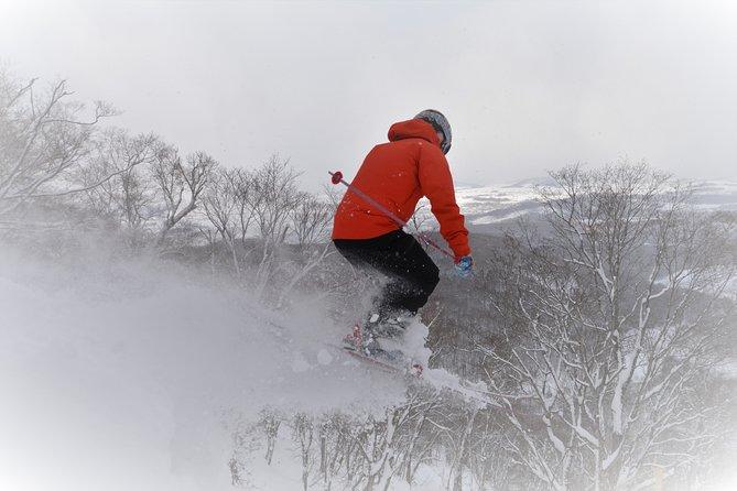 Full-Day Ski and Snowboarding at Kiroro Resort