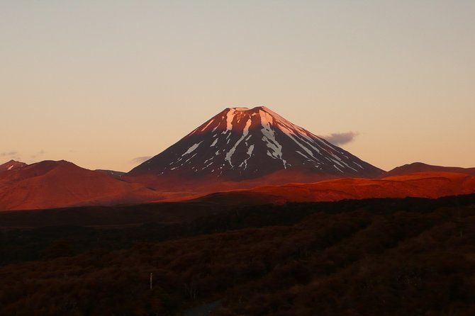 Tongariro Alpine Crossing Experience - Overnight [2 Day Tour]