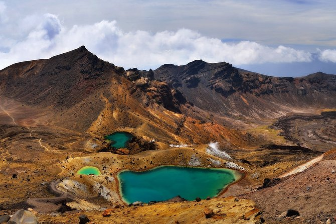 Tongariro Alpine Crossing Experience - Overnight [2 Day Tour]