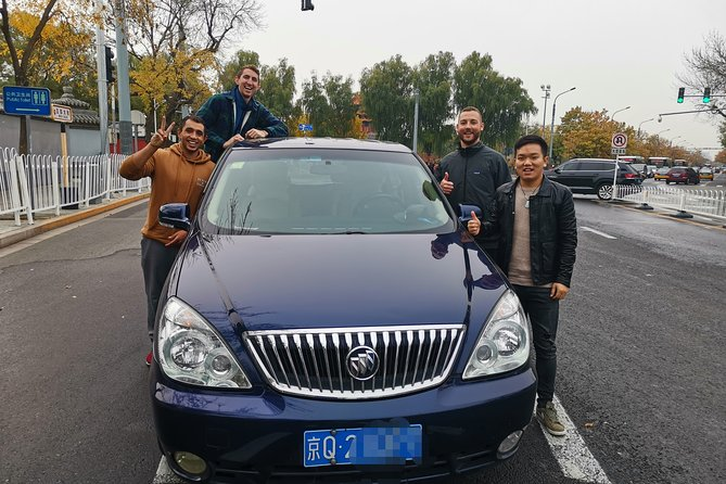 Private Transfer Service to Ancient incomplete Badaling Great Wall