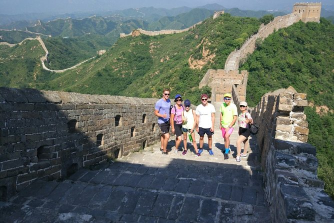Jinshanling Great Wall Self-hiking Tour by Private Transfer Service
