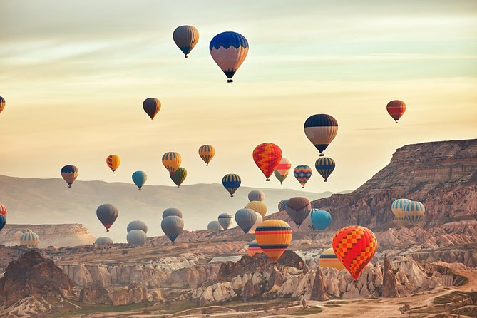2 Days Cappadocia Highlights Tour from Istanbul by Plane
