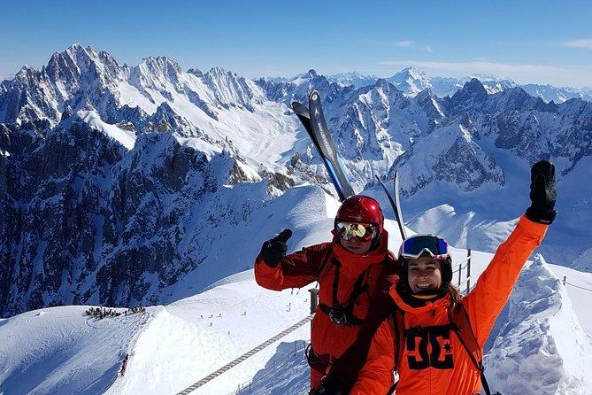 Chamonix Ski Pass 2 days - Early Booking