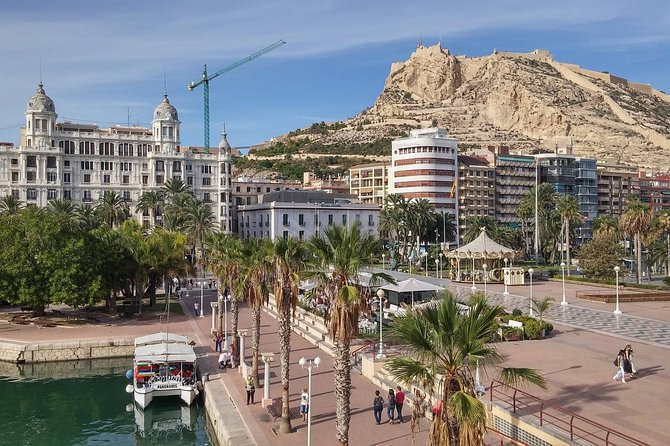 Private Transfer from Altea Hills to Alicante–Elche (ALC) Airport