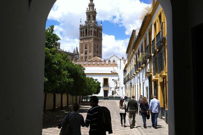 Combo: Alcázar of Seville + Guided Walking Tour through the center of Seville