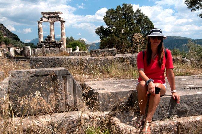 2 Days Private Tour/ Delphi (Apollo Oracle) & Meteora (Orthodox Monasteries)