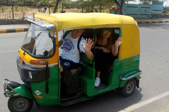 Tuk Tuk Tour by Taj Mirror Tours in Agra