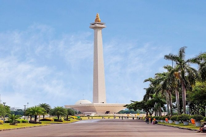 Jakarta Half Day Private Tour (5 hours or less)