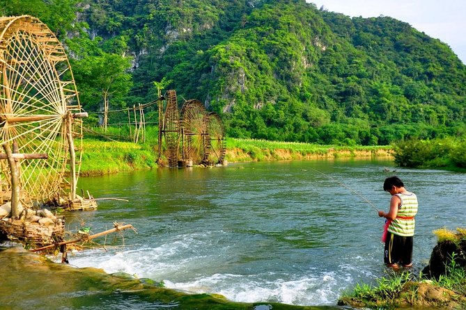 Mai Chau - Pu Luong 2 days, biking, trekking, sightseeing + free old quarter