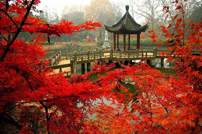 Private Round Trip Transfer to Tianping Mountain from Suzhou