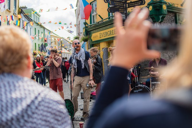 Photography Tour of Galway with an Instagram Influencer