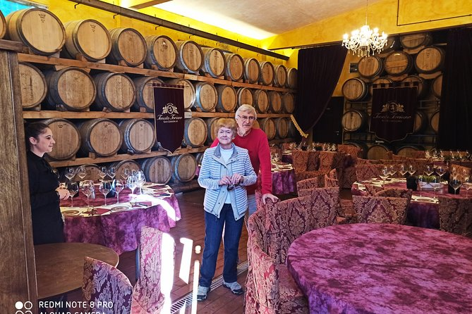Regular Wine Tour in Chianti and visit of Lucca - small group sharing photo 20