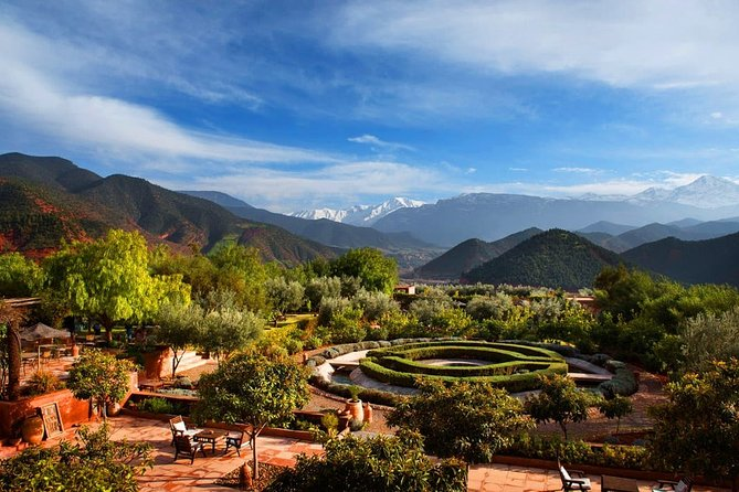 Day trip to the Ourika Valley and the Atlas Mountains