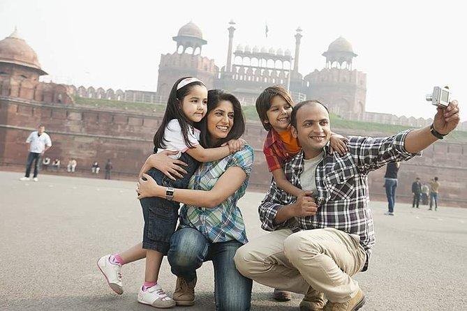 Golden Triangle 4 Days Tour Delhi, Agra and Jaipur