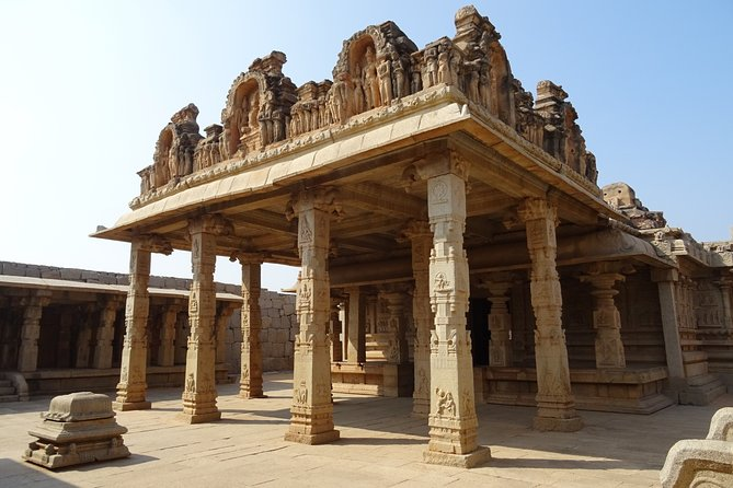 Goa to Hampi & Badami Extension Tour