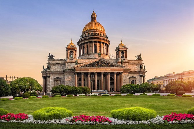 Must-Do 2-Day Shore Excursion in St Petersburg