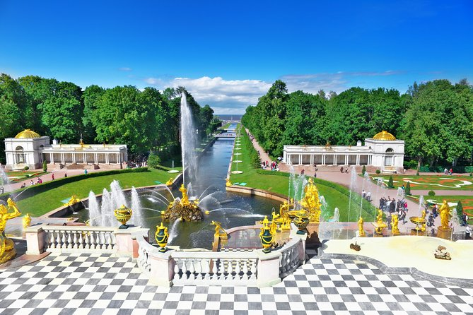 Flexible private 2-day shore excursion in St Petersburg - NO Museums