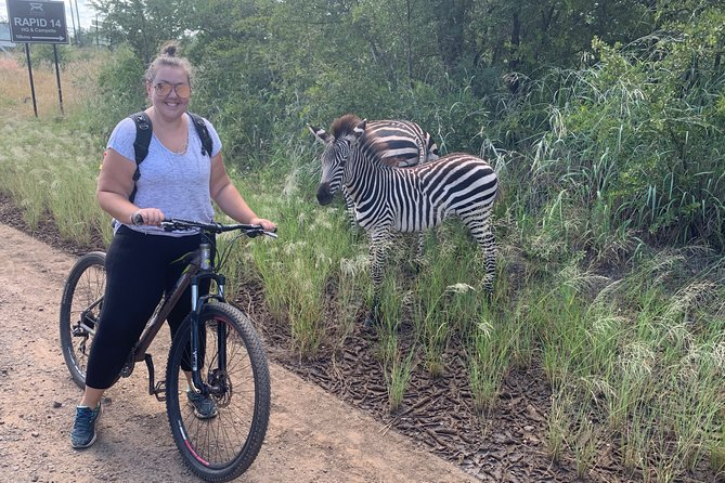 Guided Bicycle Tour Around Livingstone