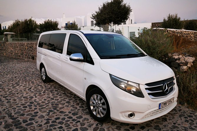Mykonos Private Long Distance Transfer Up To 8 Persons