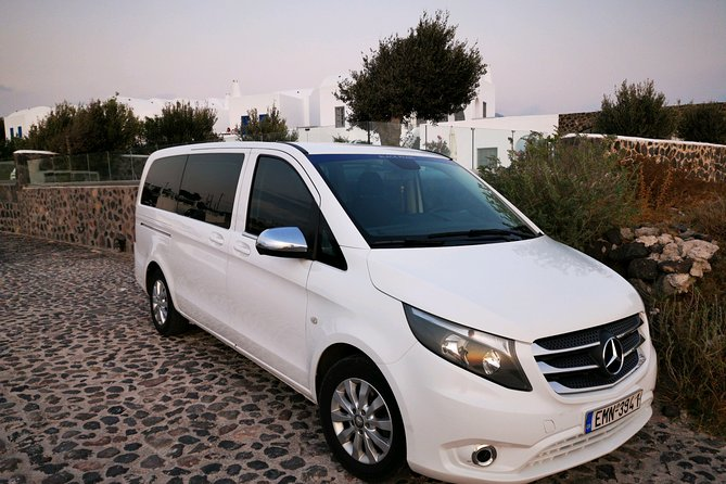 Mykonos Private Short Distance Transfer Up To 8 Persons