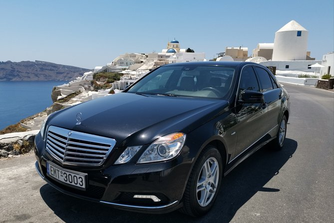 Mykonos Private Limo Long Distance Transfer