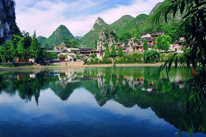 Day Trip to Longgong Cave and Huangguoshu Water Falls