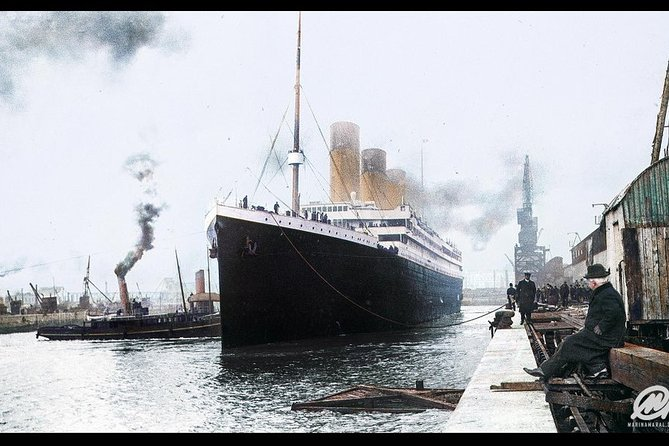 Walk the Secrets of the Titanic: Private Tour