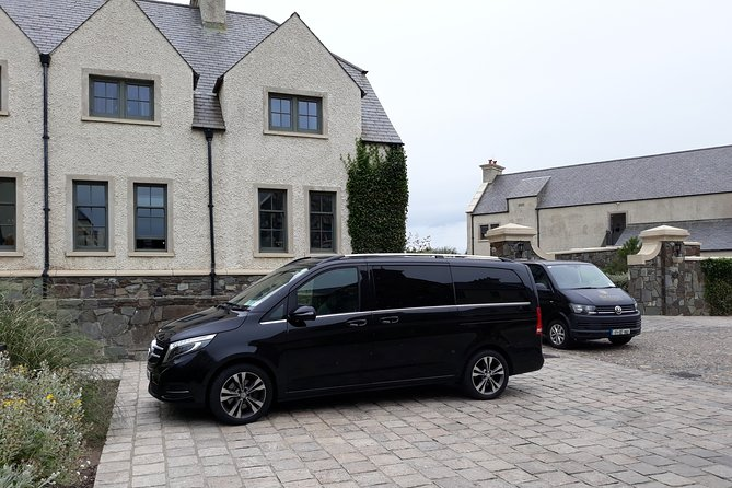 Dublin Airport To Killarney Town County Kerry Private Chauffeur Transfer