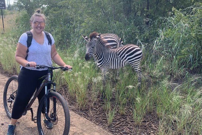 Half Day Bike Hire Livingstone