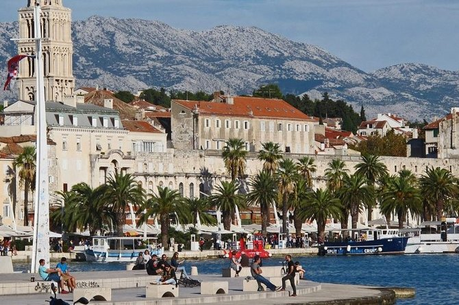 Private transfer from Split to Zagreb