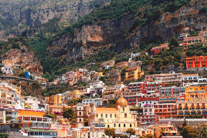 Transfers Naples - Positano
