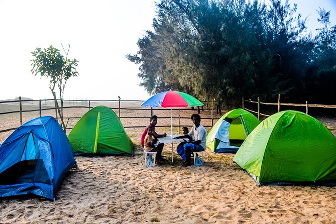 Experience Beach Camping