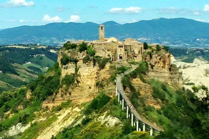 Full-Day Tour to Orvieto and Civita di Bagnoregio from Rome