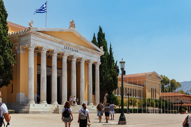 Withlocals Greek Myths, Gods, and Legends Virtual Experience