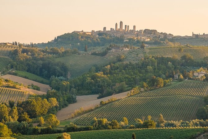 Tuscany Tour While Travelling from Florence to Rome!