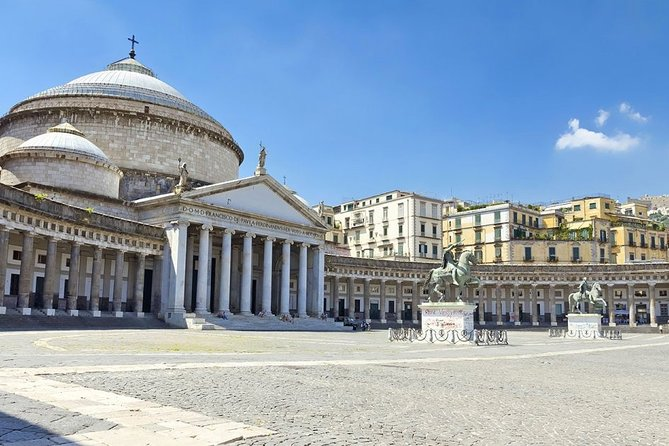 Transfer Naples to Amalfi with stop in Pompeii