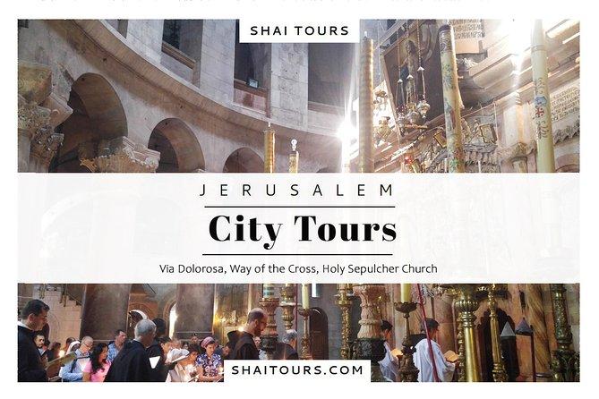 Virtual Tour - Via Dolorosa and Holy Sepulcher Church