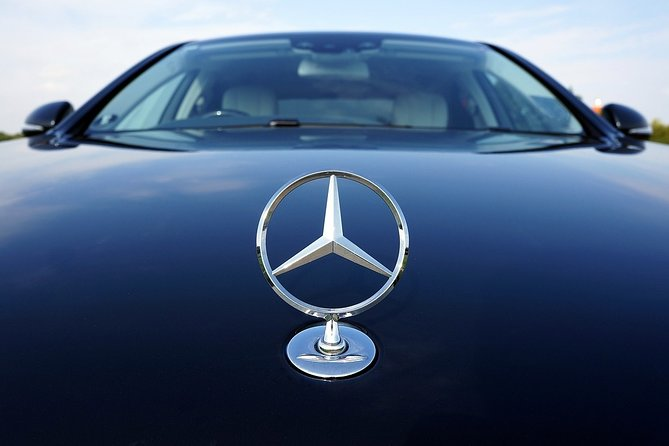 Arrival Private Transfer Bruges Airport OST to Bruges City by Luxury Vehicle